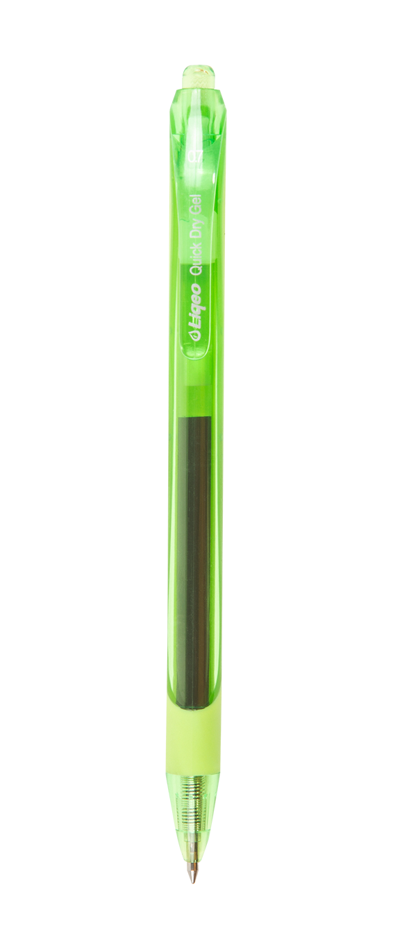 G-7008B-040<br>Liqeo Instant Dry Gel Pen<br>0.7 mm Light Green